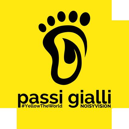 Logo Passi Gialli