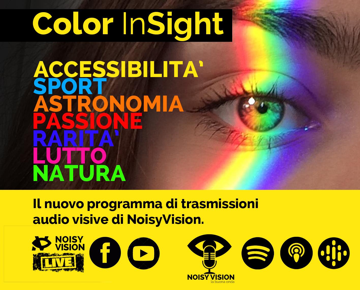 Locandina Color insight